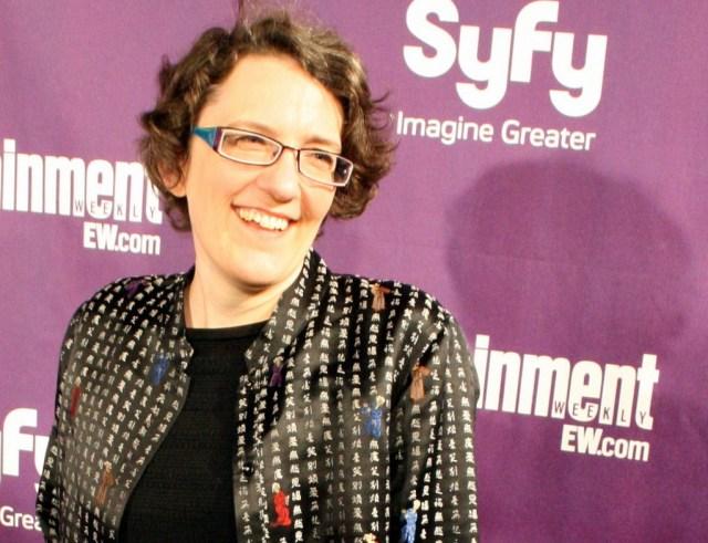 Jane Espenson, sceneggiatrice e produttrice di Buffy - The Vampire Slayer