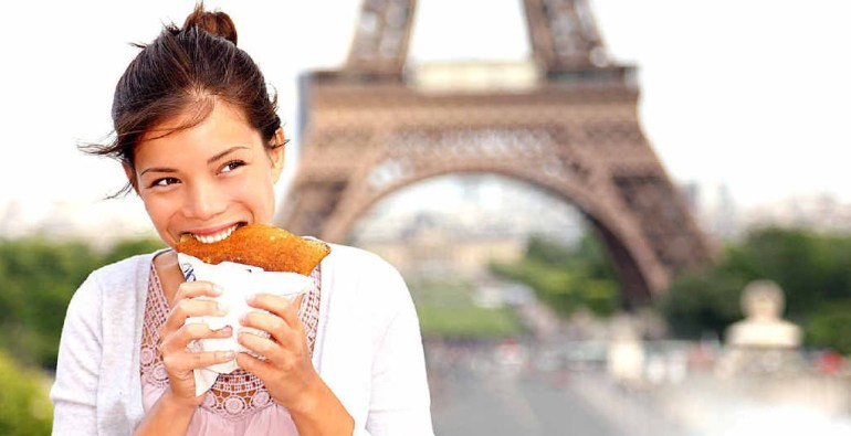 parisian eating