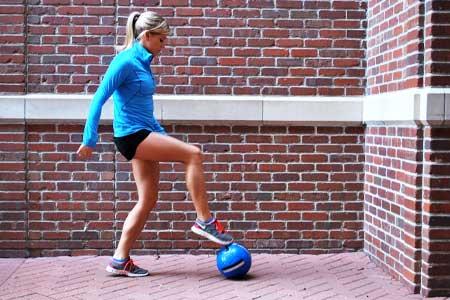 Ball Taps - Saturday Drill: Soccer Skills