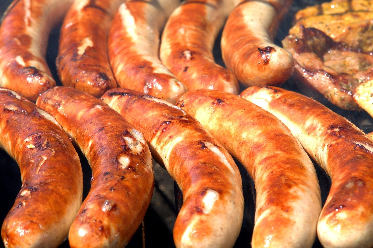 Carbs in Sausage