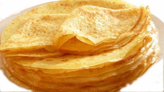 Pancakes klassikko maitoon ohut