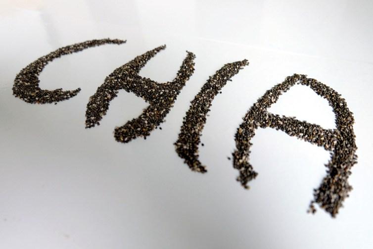 Nasiona chia – zdrowie ukryte w małych ziarenkach