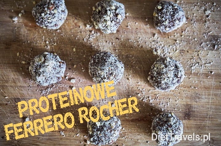 Proteinowe Ferrero Rocher🍫 😍