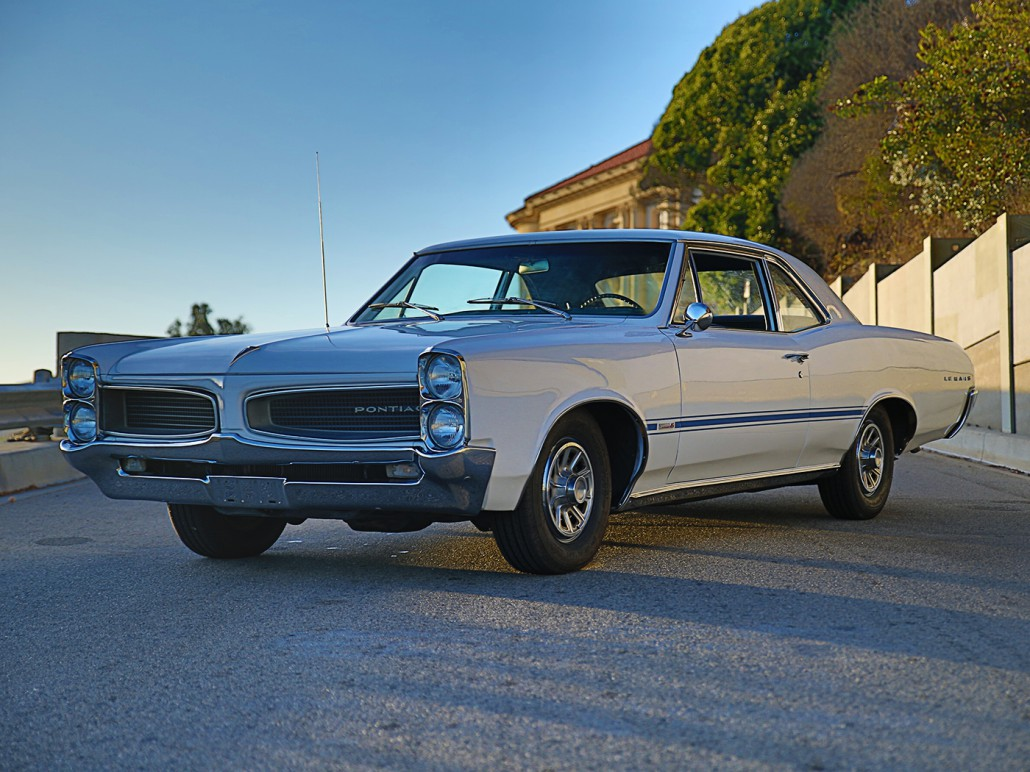 hight resolution of 66 pontiac lemans sprint after