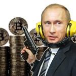Putin greift ein: Zentralbank will dem Bitcoin an den Kragen