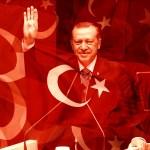 Türkische Schalmaien sollen Erdogans Brutal-Politik überdecken