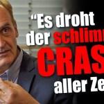Florian Homm im Interview: Darum droht der schlimmste Crash aller Zeiten! (Video)