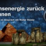 Lebensenergie zurückgewinnen – Walter Rieske bei SteinZeit (Video)
