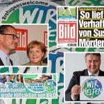 Mia … Mireille … Maria … Susanna! – Alle haben mitgemordet – auch Merkel, auch BILD!