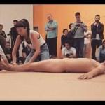 """Brasilianische """"Kunstausstellung"""": Kinder sollen nackten Mann anfassen! (+Videos)"""