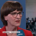 Saskia Esken: Die Verbieterin