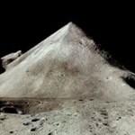 Wurde eine Pyramide auf dem Mond entdeckt?