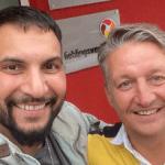 Aluhutfuzzie trifft Verschwörungsonkel: Attila Hildmann zu Besuch bei Jan van Helsing