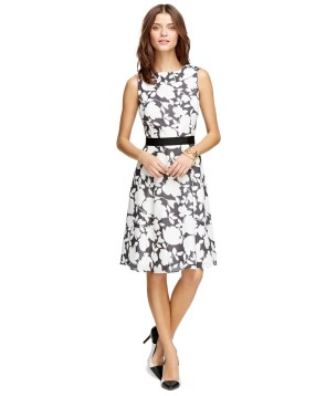 Brooks Brothers Floral Dress
