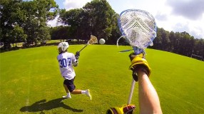 Athlete Lacrosse