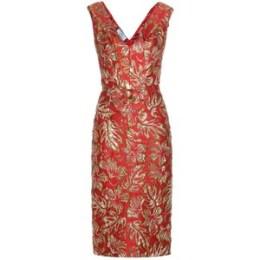 prada-metallic-cloque-jacquard-dress