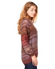 benetton-multi-colored-sweater-brown-side
