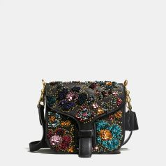 Coach x Rodarte Courier Bag, $895