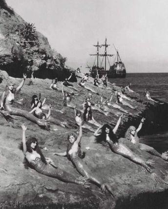 Vintage-photos-mermaids