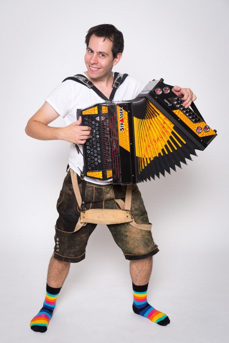 Thomas Holzer Die WUZIS Harmonika Quetschn Academy