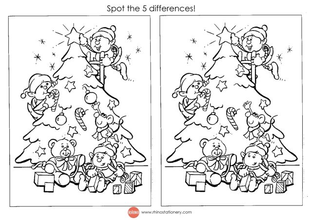 Christmas Worksheets Ministry-to-children