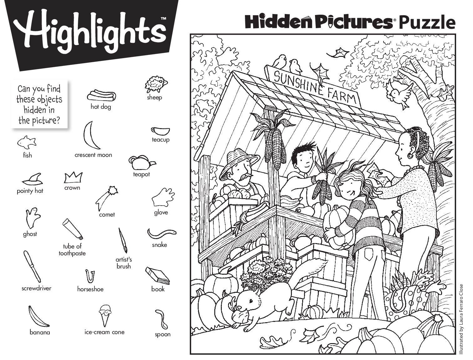 Multiplication Worksheet Hidden Picture 7