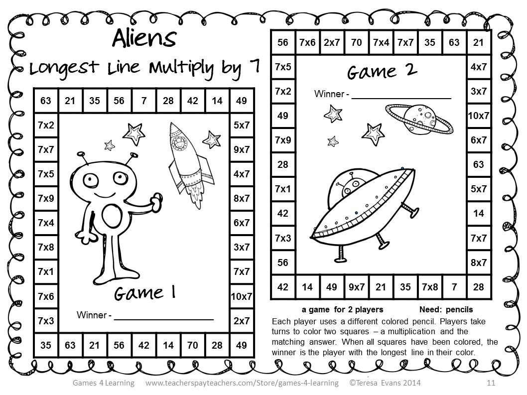 Multiplication Worksheets Grade 4 Pdf Free