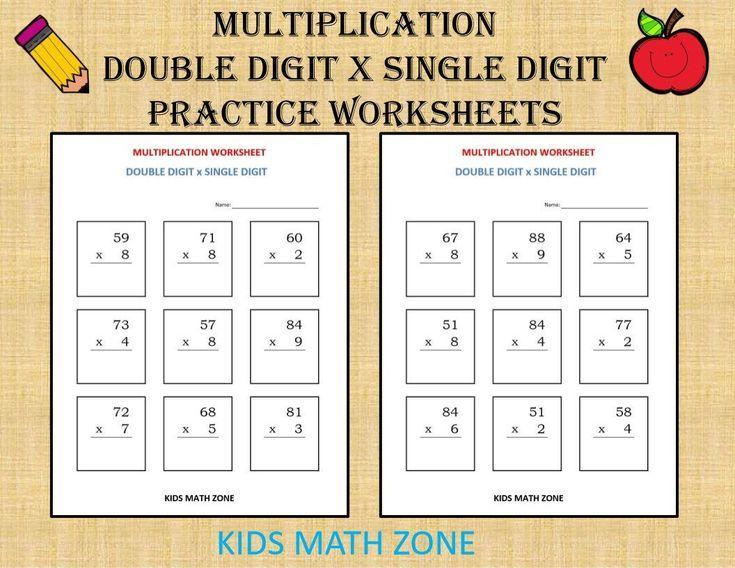 Multiplication Worksheets Grade 5 Word Problems