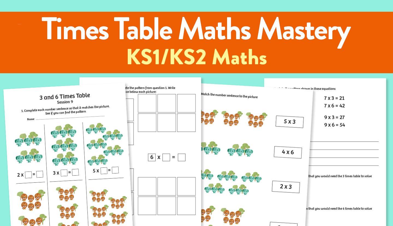 Multiplication Worksheets Ks2 Printable 1
