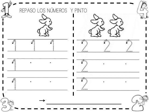 Multiplication Worksheets Numbers 1-6 3