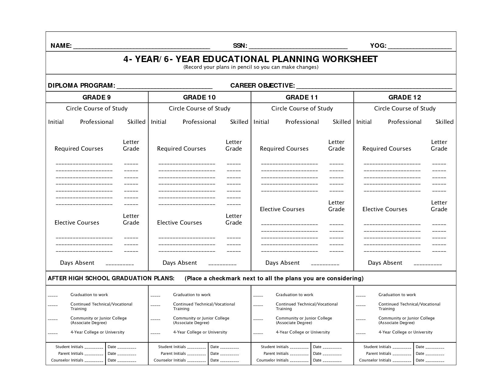 Multiplication Worksheets 6th Grade Pdf