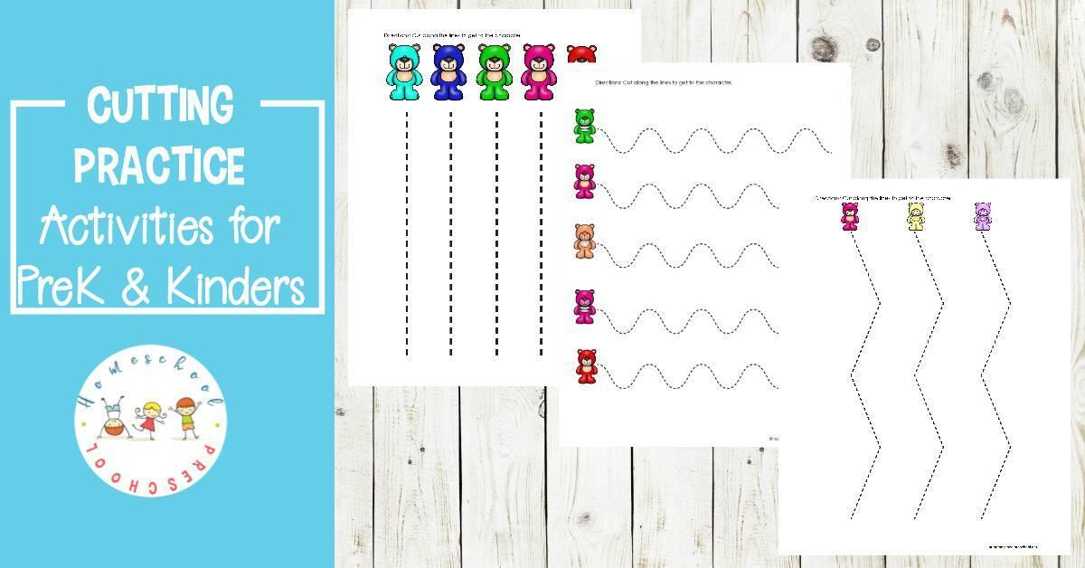 Preschool Exercise Worksheets 5