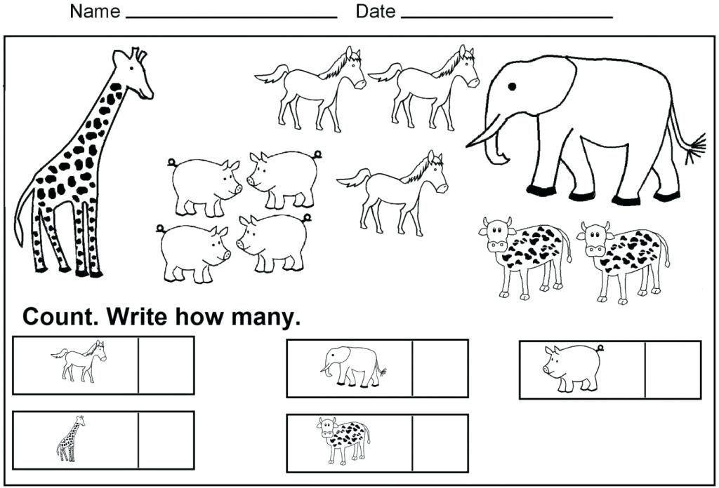 Preschool Geography Worksheets 4