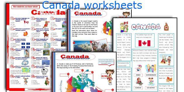 Preschool Worksheets Canada 4