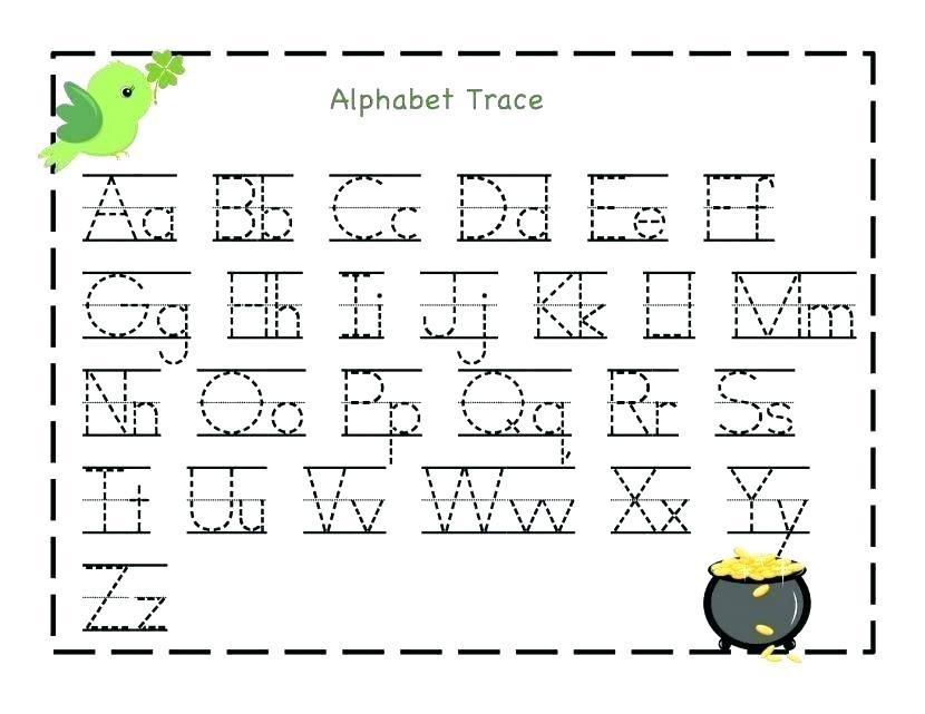 Printable Preschool Kindergarten Worksheets