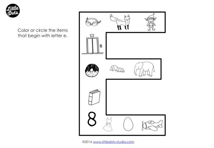 Free Preschool Worksheets Letter C