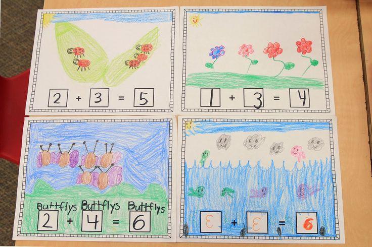 Preschool Worksheets Math Addition 1
