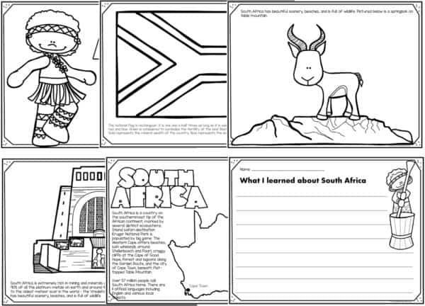 Preschool Worksheets South Africa 4