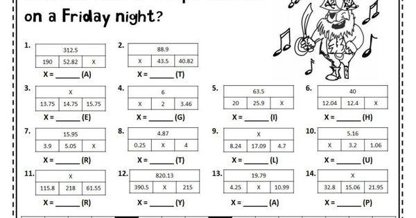 Math Worksheets Addition And Subtraction Grade 3 1
