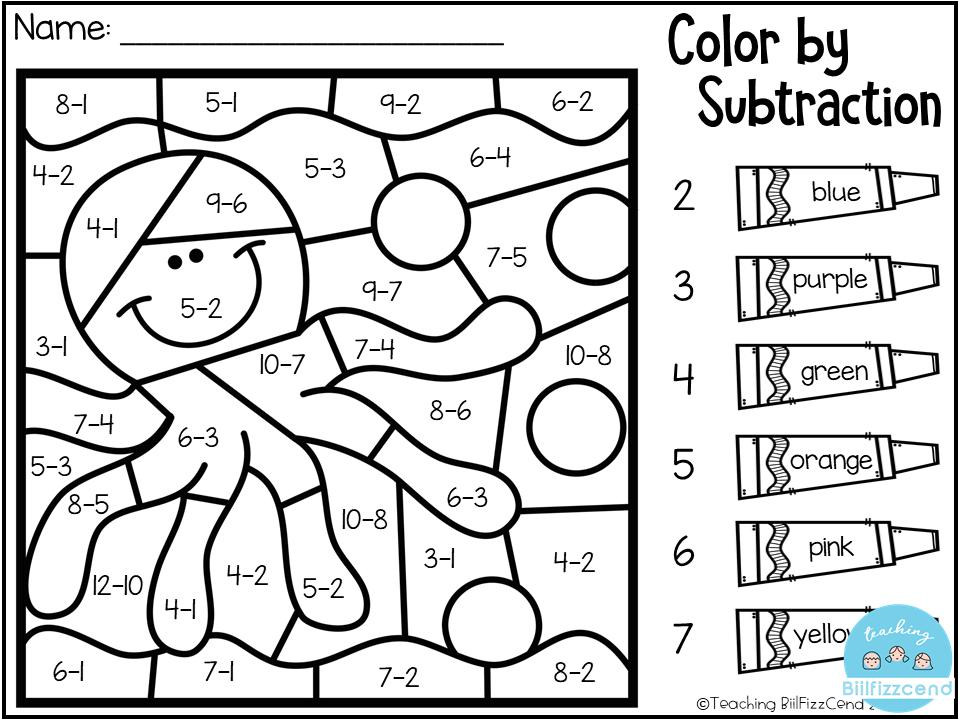 Math Worksheets Addition And Subtraction Grade 3 4
