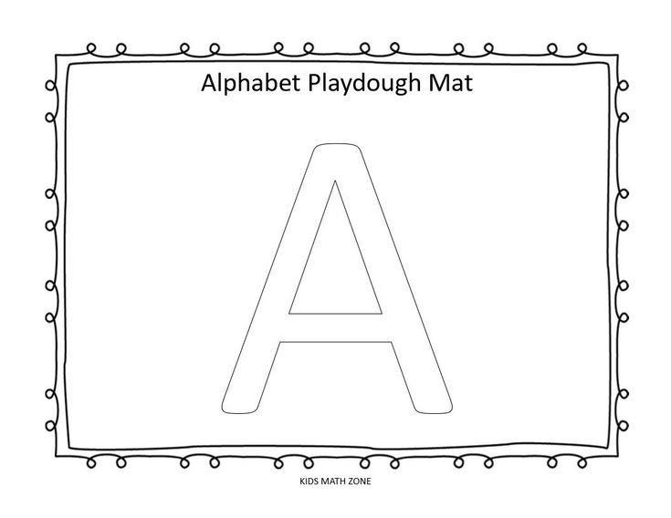 Preschool Worksheets Uppercase 1