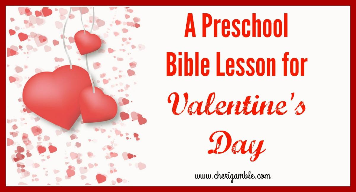 Preschool Worksheets Valentine's Day