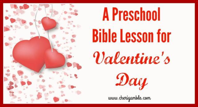 Preschool Worksheets Valentine's Day