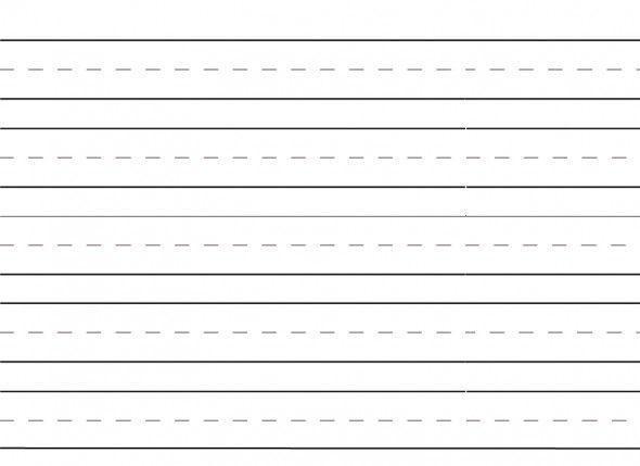 Preschool Worksheets Writing 1