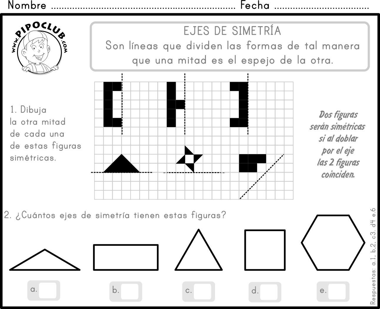Kindergarten Math Worksheets In Spanish