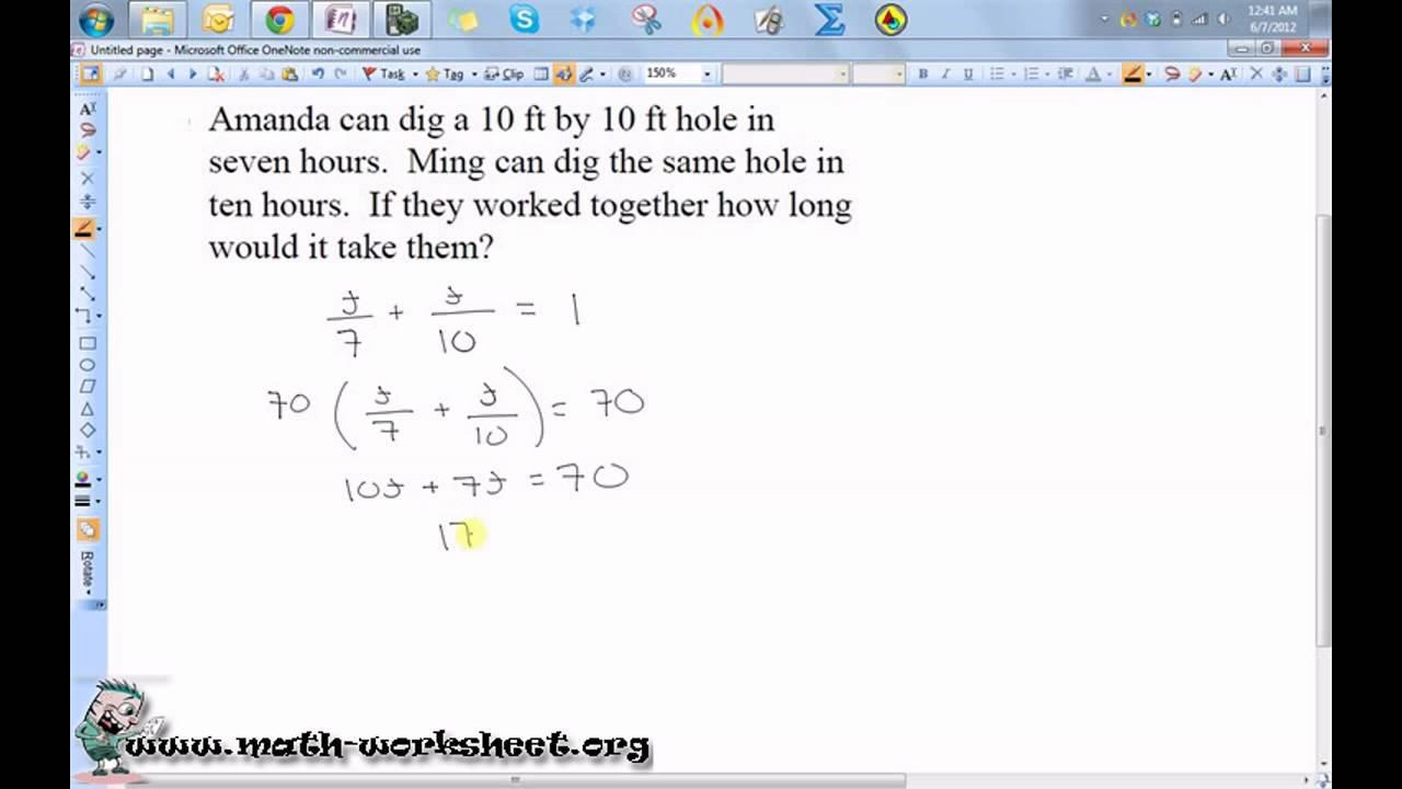 Math Worksheets Easy 2