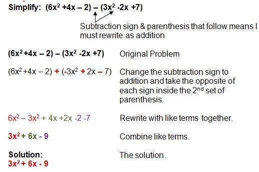 Math Worksheets Equations 7