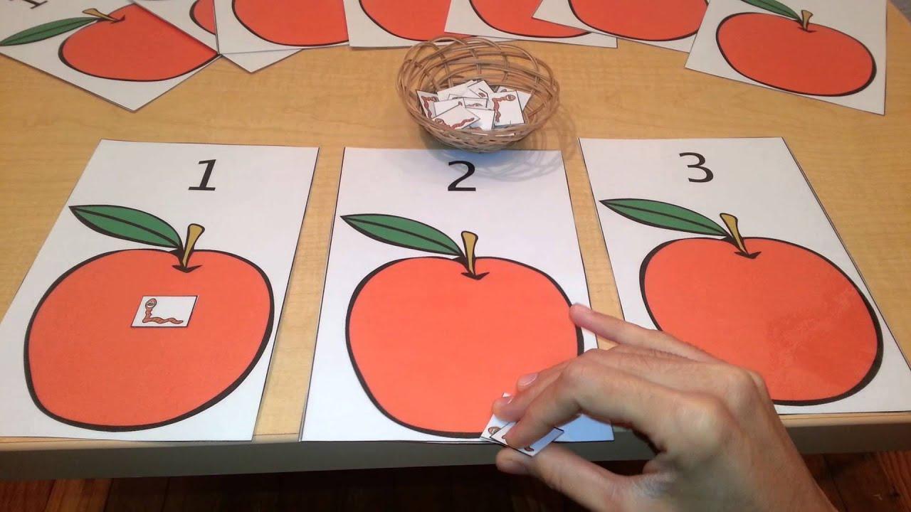 Math Worksheets For Kids 1