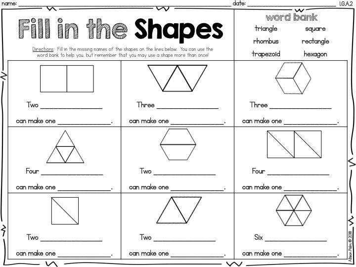 Math Worksheets Jk 6