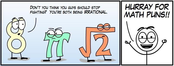 Math Worksheets Joke 1